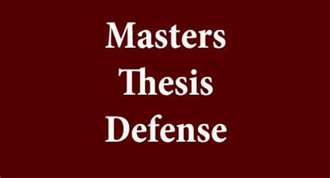How to Write a Masters Thesis with Pictures - wikiHow